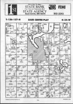 Map Image 020, Stearns County 1990